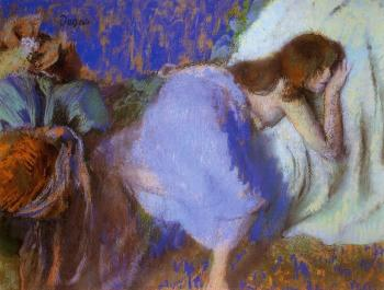 Edgar Degas : Rest