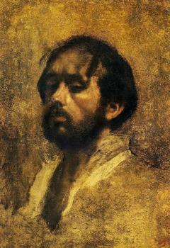 Edgar Degas : Self Portrait II