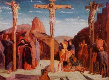 Edgar Degas : The Crucifixion
