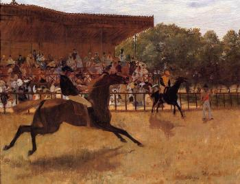 Edgar Degas : The False Start