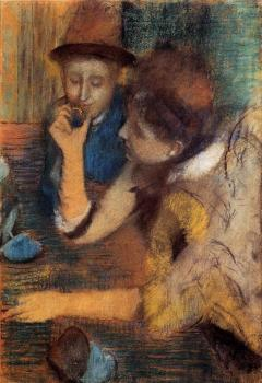 Edgar Degas : The Jewels