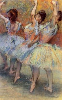 Three Dancers II
