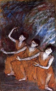 Three Dancers III