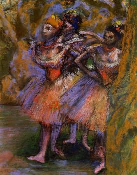 Three Dancers V