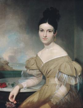 Asher Brown Durand : Mrs. Winfield Scott