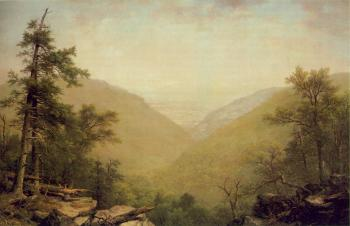 Asher Brown Durand : Kaaterskill Clove