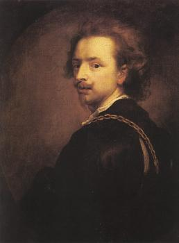 Anthony Van Dyck : Self-portrait