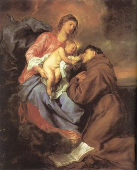 Virgin and Child with Saint Anthony of Padua