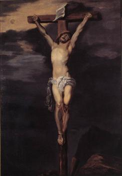 Anthony Van Dyck : Christ on the Cross
