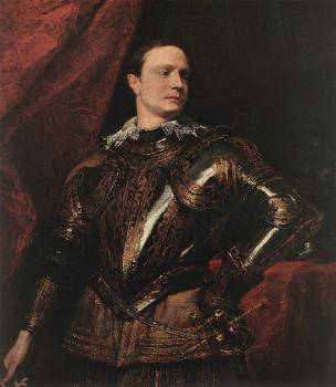 Portrait of a Young General II