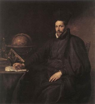 Portrait of Father Jean-Charles della Faille