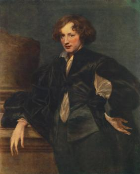 Anthony Van Dyck : Self Portrait III