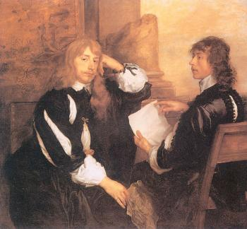 Thomas Killigrew and William, Lord Crofts