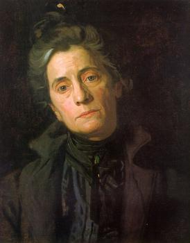 Thomas Eakins : Mrs Thomas Eakins