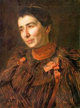 Thomas Eakins : Mary Adeline Williams (Addie)