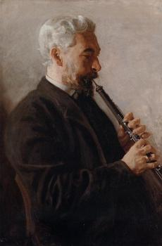 The Oboe Player