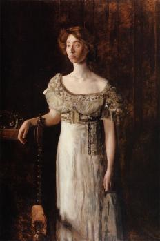 Thomas Eakins : The Old-Fashioned Dress