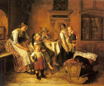 Adolf Eberle : The Intruder