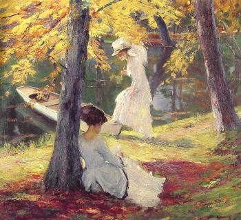 Edward Cucuel : Autumn Sun