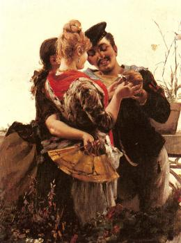 Egisto Lancerotto : She Loves Me