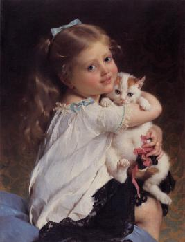 Emile Munier : her best friend