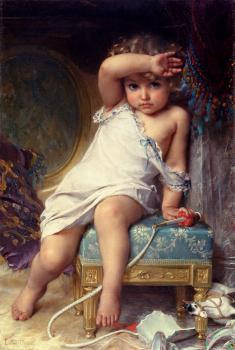Emile Munier : The Broken Vas