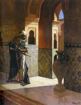 Rudolf Ernst : The Moorish Guard