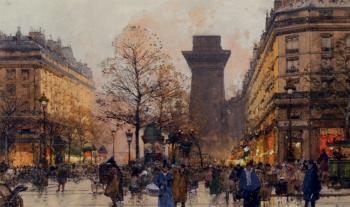 Les Grands Boulevards A Paris