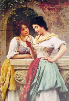 Eugene De Blaas : Shared Correspondance