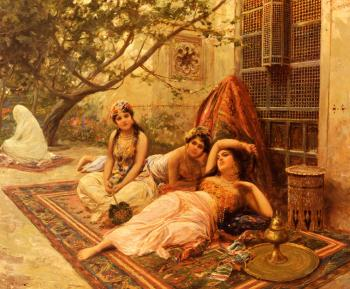 Girls of the Harem