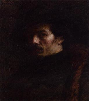 Henri Fantin-Latour : Portrait of a Man