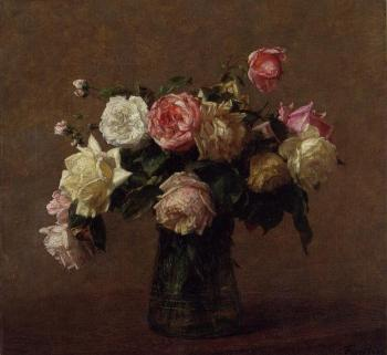 Bouquet of Roses II
