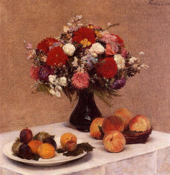 Flowers and Fruit II