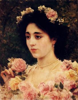Federico Andreotti : The Pink Rose