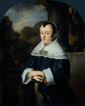 Maria Rey Wife of Roelof Meulenaer