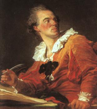 Jean-Honore Fragonard : Inspiration