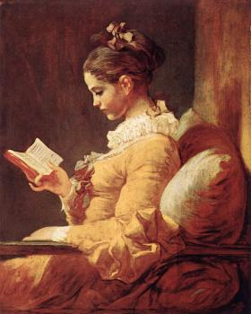 A Young Girl Reading II