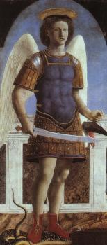 Piero Della Francesca : Saint Michael the Archangel