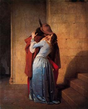 Francesco Hayez : The Kiss