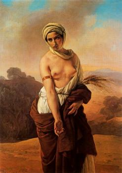 Francesco Hayez : Ruth