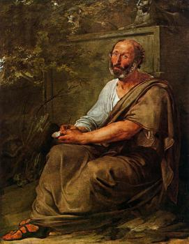 Francesco Hayez : Aristotle