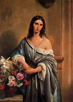 Francesco Hayez : Melancholy Thought