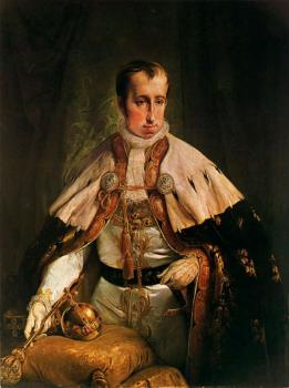 Portrait of the Emperor Ferdinand I of Austria
