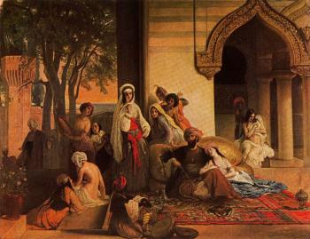 Francesco Hayez : The New Favorite