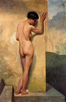 Francesco Hayez : Female Nude
