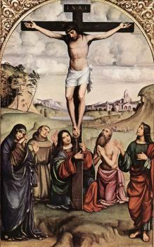 Francesco Francia : Crucifixion