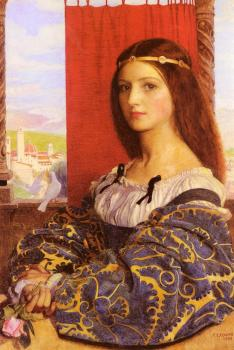 Frank Cadogan Cowper : Molly Duchess Of Nona