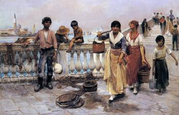 Water Carriers Venice