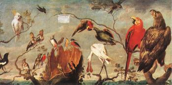 Frans Snyders : Concert Of Birds