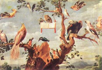Frans Snyders : Concert Of Birds II
